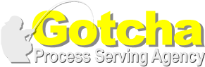 logo gotcha process serving agency